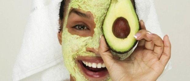 Уникальная омолаживающая маска для лица из авокадо