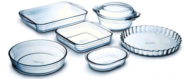 Как ухаживать за стеклянной посудой?