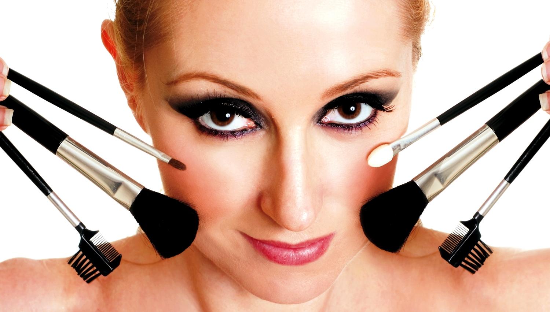Основы нанесения макияжа