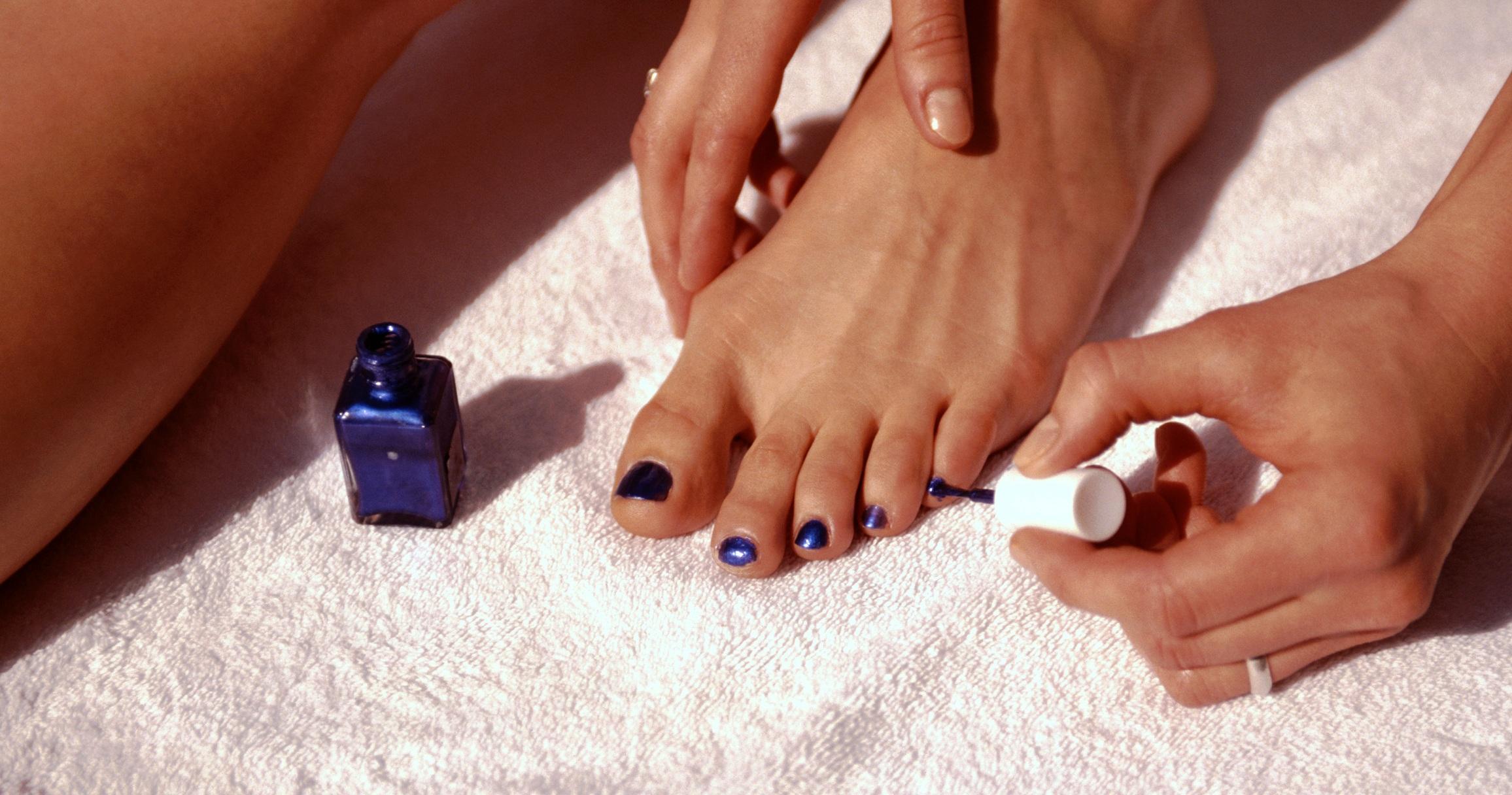 скраб для ног с минеральной морской солью